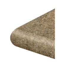 Wilsonart Crescent Bevel Edge Crystalline Braun - 12 Ft <small>(#CE-CRE-144-1839K-45)</small>