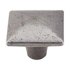 Chateau 1-3/8 Inch Diameter Cast Iron Cabinet Knob <small>(#M263)</small>