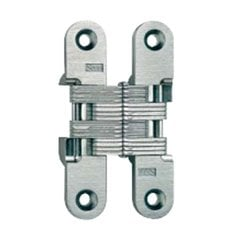 #212 Invisible Hinge Satin Nickel