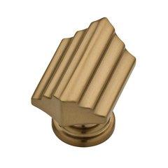 Julian 1-1/2 Inch Diameter Champagne Bronze Cabinet Knob
