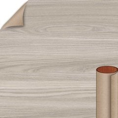 Grey Elm Wilsonart Laminate 4X8 Vertical Softgrain