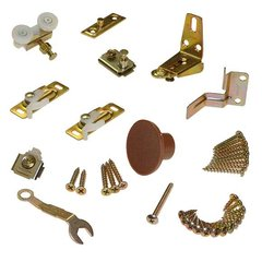 111 Series Folding Door Hardware Set