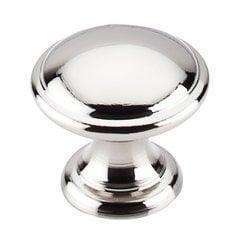 Dakota 1-1/4 Inch Diameter Polished Nickel Cabinet Knob <small>(#M1582)</small>