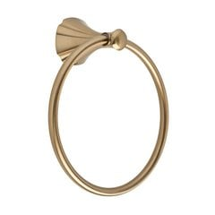 "Addison 6-5/16"" Dia Towel Ring Champagne Bronze"