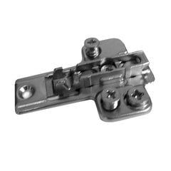 Mepla CS Cam Mounting Plate with Euro-screw Omm