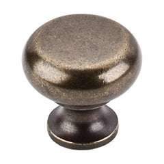 Somerset 1-1/4 Inch Diameter German Bronze Cabinet Knob <small>(#M276)</small>