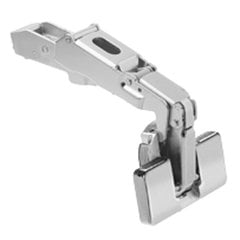 Clip-top 170 Degree Hinge Overlay / Free-Swing Inserta