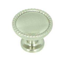 Palermo 1-1/4 Inch Diameter Satin Nickel Cabinet Knob
