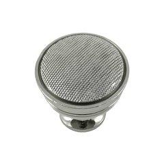 Vanilla 1-1/4 Inch Diameter Polished Nickel Cabinet Knob <small>(#17114)</small>
