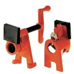 "Bessey Pipe Clamp H Style for 1/2"" Dia Pipe"