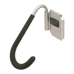 Omni Track Bike Hook Matte Aluminum & Black <small>(#792.02.201)</small>