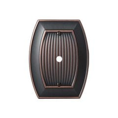 Allison One Cable Wall Plate Oil Rubbed Bronze <small>(#BP36540ORB)</small>