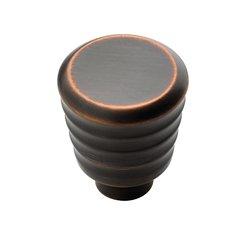 Crosley 15/16 Inch Diameter Oil Rubbed Bronze Cabinet Knob <small>(#BP53703ORB)</small>
