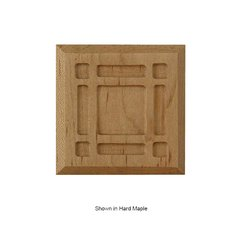Brown Wood Mission Tile Unfinished Red Oak 01902111AK1