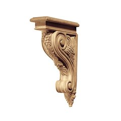 "Bordeaux Corbel 2-7/8"" X 12-3/4"" Cherry"