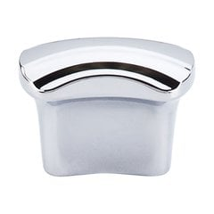 Victoria Falls 3/4 Inch Center to Center Polished Chrome Cabinet Knob <small>(#TK220PC)</small>