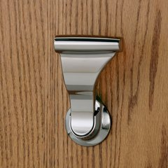 "UltraLatch For 1-3/8"" Door Bright Nickel <small>(#L18-14)</small>"
