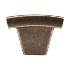 Sanctuary 1-1/2 Inch Length German Bronze Cabinet Knob <small>(#TK1GBZ)</small>