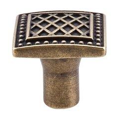 Trevi Fountain 1-1/4 Inch Diameter German Bronze Cabinet Knob <small>(#TK174GBZ)</small>