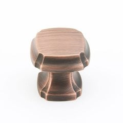 Empire Designs 1-3/8 Inch Diameter Empire Bronze Cabinet Knob