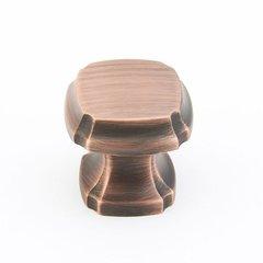 Empire Designs 1-3/8 Inch Diameter Empire Bronze Cabinet Knob