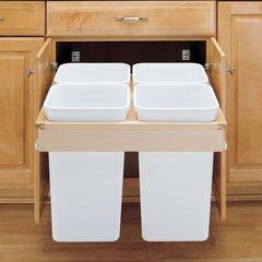 Quad Top Mount Recycle Center 27 Quart