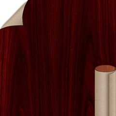 Empire Mahogany Textured Gloss Finish 4 ft. x 8 ft. Vertical Grade Laminate Sheet