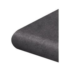 Wilsonart Crescent Bevel Edge Salentina Nero - 12 Ft