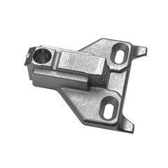 Clip Off Center Face Frame Mounting Plate 6MM <small>(#175L6660.22)</small>