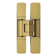 Sugatsune 3 Way Adjustable Hinge-Matte Gold