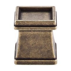 Great Wall 1-1/8 Inch Length German Bronze Cabinet Knob <small>(#TK186GBZ)</small>