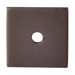 Sanctuary 2-5/8 Inch Length Oil Rubbed Bronze Back-plate <small>(#TK94ORB)</small>
