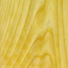 White Ash Wood Veneer Plain Sliced Wood Backer 4' X 8'