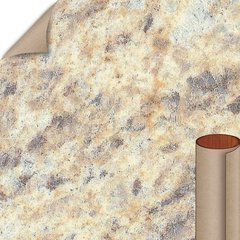 Santa Cecilia Gold Matte Finish 5 ft. x 12 ft. Countertop Grade Laminate Sheet <small>(#3452-58-12-60X144)</small>