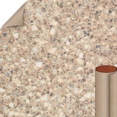Sand Crystall Matte Finish 4 ft. x 8 ft. Vertical Grade Laminate Sheet