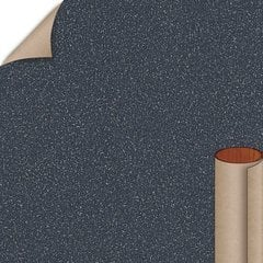 Graphite Grafix Matte Finish 4 ft. x 8 ft. Countertop Grade Laminate Sheet