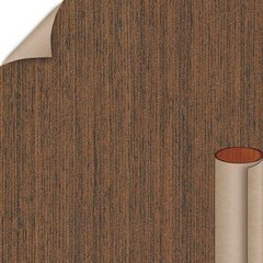 Chestnut Woodline Matte Finish 4 ft. x 8 ft. Vertical Grade Laminate Sheet