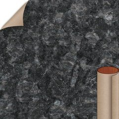 Midnight Stone Matte Finish 5 ft. x 12 ft. Countertop Grade Laminate Sheet <small>(#6280-58-12-60X144)</small>