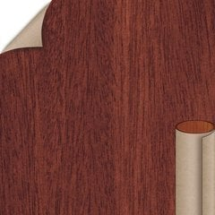 Acajou Mahogany Artisan Finish 4 ft. x 8 ft. Vertical Grade Laminate Sheet <small>(#7008-43-20-48X096)</small>