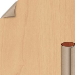 Amber Maple Matte Finish 4 ft. x 8 ft. Vertical Grade Laminate Sheet <small>(#7012-58-20-48X096)</small>