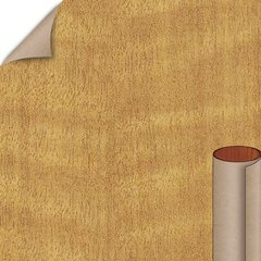Figured Annigre Matte Finish 4 ft. x 8 ft. Vertical Grade Laminate Sheet <small>(#7284-58-20-48X096)</small>