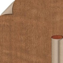 Violin Figured Annigre Matte Finish 4 ft. x 8 ft. Vertical Grade Laminate Sheet