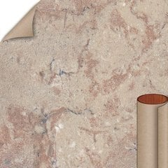 Formica Tuscan Marble Matte Finish 4 ft. x 8 ft. Vertical Grade Laminate Sheet 7736-58-20-48X096
