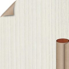 White Ash Woodbrush Finish 4 ft. x 8 ft. Countertop Grade Laminate Sheet