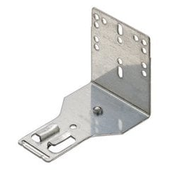 Mounting Bracket for Undermount Face Frame Cabinets Steel