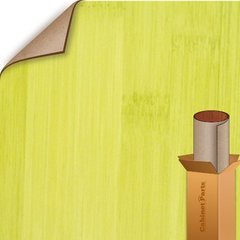 25% OFF Extreme Green Bamboo Textured Finish 4 ft. x 8 ft. Vertical Grade Laminate Sheet