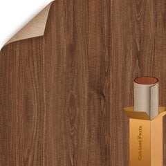 25% OFF Thermo Walnut Formica Laminate 4X8 Vertical Artisan