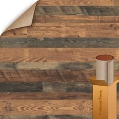 35% OFF Antique Bourbon Pine Wilsonart Laminate 4X8 Horizontal SoftGrain