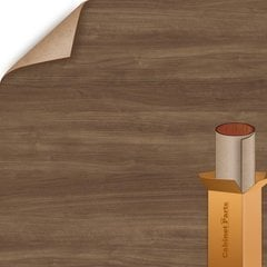 25% OFF Pinnacle Walnut Fine Velvet Texture Finish 4 ft. x 8 ft. Vertical Grade Laminate Sheet