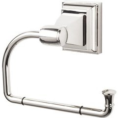 10% OFF 4-11/16 Inch Length Stratton Toilet Paper Hook - Polished Nickel